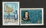 Polonia.1987 300 ani moarte J.Hevellinus-astronom  KP.192, Nestampilat
