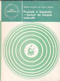 M. ALEXAN, OVIDIU BUJOR - FRUCTELE SI LEGUMELE - FACTORI DE TERAPIE NATURALA