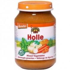 Holle Bio piure mix de legume, incepand de la 6 luni