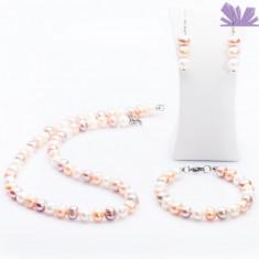 Set Bella Perle - Colier perle