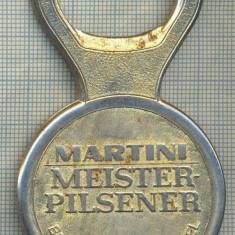 ZET 1427 DESFACATOR STICLE DE BERE -MARTINI MEISTER PILSENER