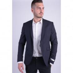 Sacou Jack&Jones Jjprwayne Blazer Alt01 Regular Fit Dark Navy - Sacou barbati, Marime: 50, Culoare: Bleumarin
