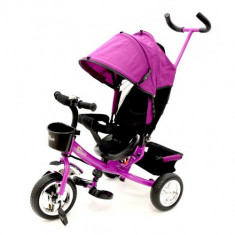 Tricicleta Agilis Purple - Tricicleta copii Skutt