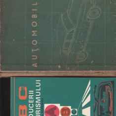 Manualul soferului 8 carti - Carti auto