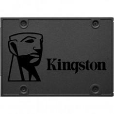 SSD Kingston A400, 2.5 Inch, SATA 3, 480 GB