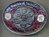 ZET 1430 PAFTA METALICA(CATARAMA) -SMITH&WESSON -HANDGUNS -VECHI PRODUCATOR ARME