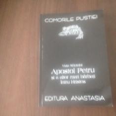 VIATA SF APOSTOL PETRU SI A ALTOR BARBATI INTRU HRISTOS, COMORILE PUSTIEI-49 - Carti ortodoxe