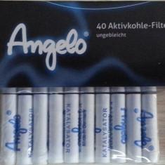 Filtre pentru pipa ANGELO 9mm - CARBON ACTIV - Accesorii Pipa