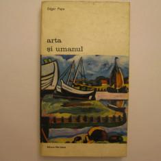 Arta si umanul, Edgar Papu, Meridiane, 1974