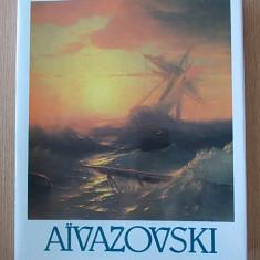 AIVAZOVSKI- ALBUM, format mare, reproduceri color de foarte buna calitate - Album Pictura