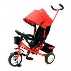 Tricicleta Agilis Red - Tricicleta copii Skutt