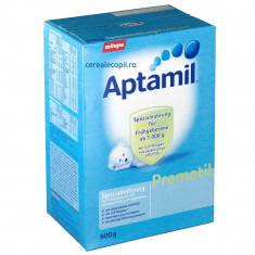 Lapte praf Aptamil Prematil, formula pentru prematuri - Lapte praf bebelusi