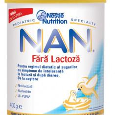 Lapte praf Nestle NAN fara lactoza - Lapte praf bebelusi