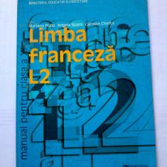Limba franceză, manual ptr. clasa XI-a - Mariana Popa, Angela Soare - Manual scolar humanitas, Clasa 11, Limbi straine