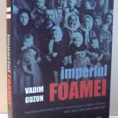 IMPERIUL FOAMEI de VADIM GUZUN, 2014 - Istorie