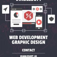 Site-uri web, Design Grafic, Promovare retele de socializare