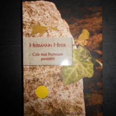 HERMAN HESSE - CELE MAI FRUMOASE POVESTIRI