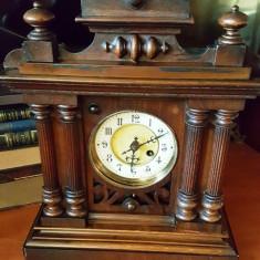 Ceas de semineu cu pendula 1890