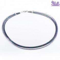 Colier Amira Hematit - Colier perle