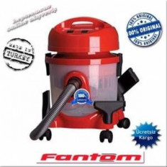 Aspirator cu apa FANTOM ECO WF 4700, putere 2200W, Sistem filtrare apa.Curatenie! - Aspirator cu Filtrare prin Apa
