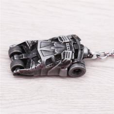 Breloc  metal BATMAN Batmobile + ambalaj cadou