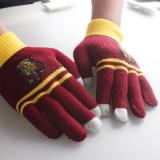 Manusi Iarna Unisex  harry potter  Material Textil - GRYFFINDOR