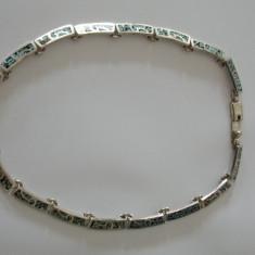 Colier argint vintage -1797