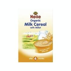 Holle cereale Bio mei cu lapte, incepand de la 4 luni
