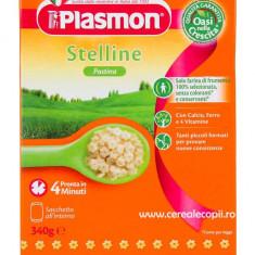 Paste pentru bebelusi Plasmon Stelline 6 luni - 36 luni