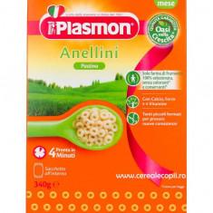Paste pentru bebelusi Plasmon Anellini, de la 5 luni