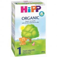 Lapte praf Hipp Organic 1 formula de completare, de la nastere - Lapte praf bebelusi