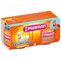 Plasmon omogenizat carne de miel bebe de la 6 luni