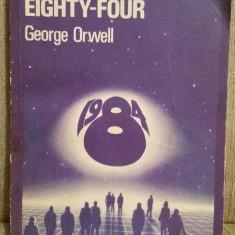 1984-GEORGE ORWELL - Carte in engleza