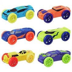 Set 6 Masinute din Spuma Nerf Nitro Foam - Masinuta Hasbro