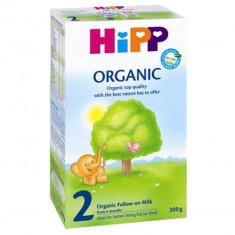Lapte praf Hipp Organic 2 lapte de continuare, de la 6 luni - Lapte praf bebelusi