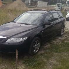 Mazda 6 sport 1.9, An Fabricatie: 2004, Motorina/Diesel, 165000 km, 1900 cmc, Model: 6