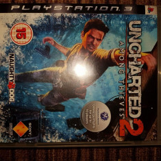 Uncharted 2 Among thieves ps3 - Jocuri PS3