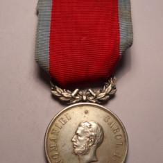 Medalia Virtutea Militara Piesa de Colectie - Ordin