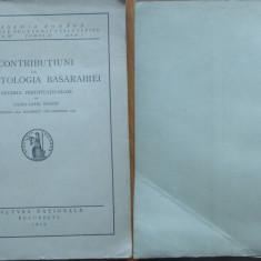 Donciu , Contributii la climatologia Basarabiei ; Regimul precipitatiilor , 1929