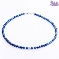 Colier Argint Sarai Lapis - Colier perle