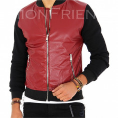 Geaca toamna fashion - geaca slim fit - COLECTIE NOUA - 9257 J6 - Geaca barbati, Marime: S, M, L, XL, Culoare: Din imagine