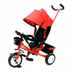 Tricicleta Agilis Red Skutt - Tricicleta copii