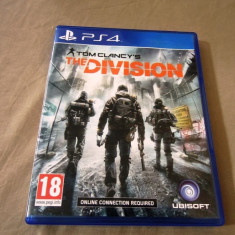 Joc Tom clancy's The Division, PS4, original, alte sute de jocuri! - Jocuri PS4, Shooting, 18+, Multiplayer