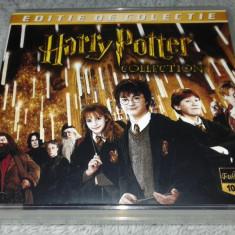 Harry Potter, anii 1-7, colectie 8 filme sub. in romana USB 64 Gb - Film Colectie warner bros. pictures, Alte tipuri suport