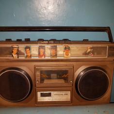 Radio Casetofon vechi SPATIAL STEREO RC 2320, 0-40 W