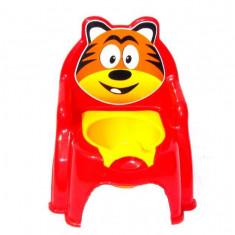 Olita pentru copii Doloni cu tigru, rosu