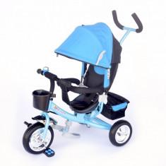 Tricicleta Skutt Agilis Blue - Tricicleta copii