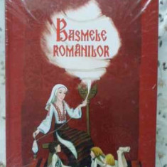 Basmele Romanilor - Petre Ispirescu, 403997 - Carte Basme
