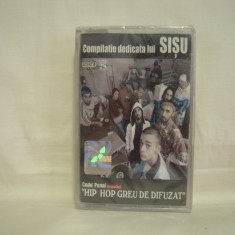 Vand caseta audio Codu Penal - Hip Hop Greu De Difuzat, originala . Sigilata! - Muzica Hip Hop cat music, Casete audio