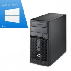 PC Refurbished Fujitsu ESPRIMO P500, Core i3-2100, Win 10 Pro - Sisteme desktop fara monitor Siemens